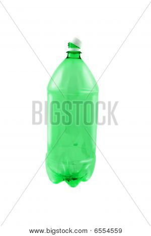 Empty Pop Bottle