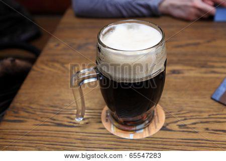 Mug Of Dark Beer