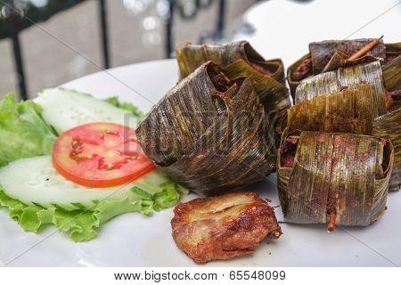 Chicken Pandan Leaf