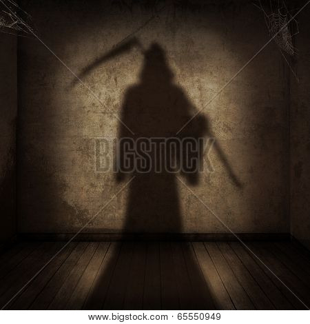the shadow of the death