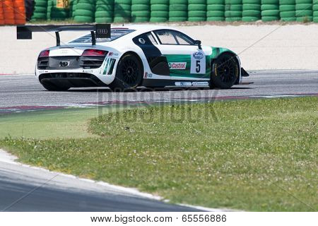 Audi R8 Lms Race Car