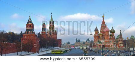 Moscow, Vasilevsky Descent