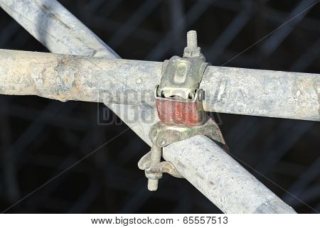 Scaffolding Connector