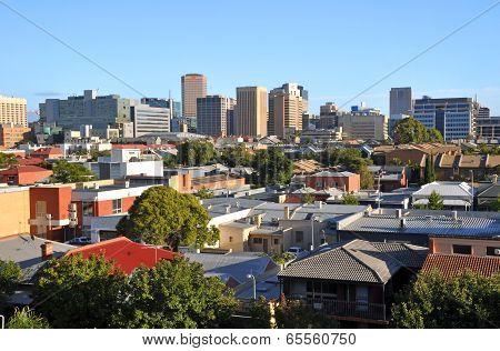 Adelaide City Australia
