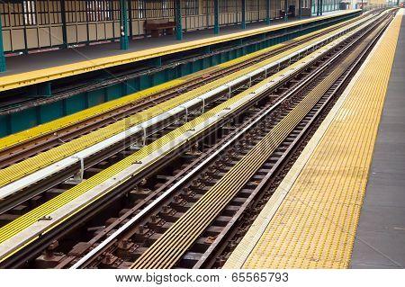 Subway Stations New York City
