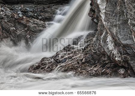 Findlay Creek Falls