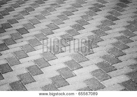 Gray Urban Roadside Pavement Background Photo Texture