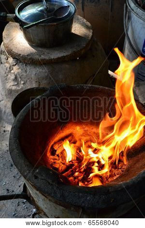Traditional oven cooking