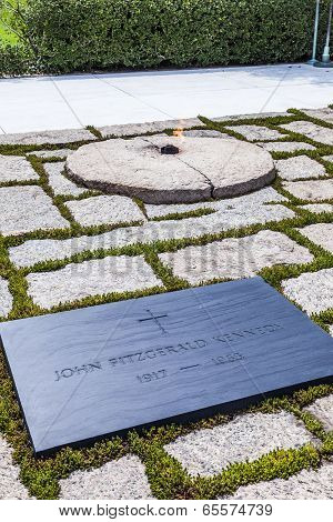 John F. Kennedy Eternal Flame Presidential Memorial