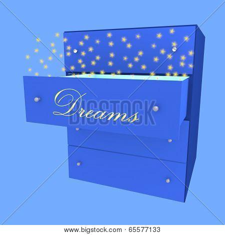 Dream In Drawer