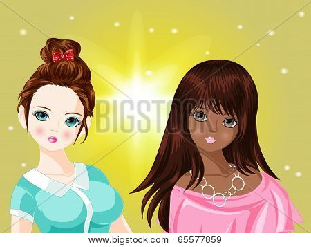 Cutie Hair Style Makeover 4