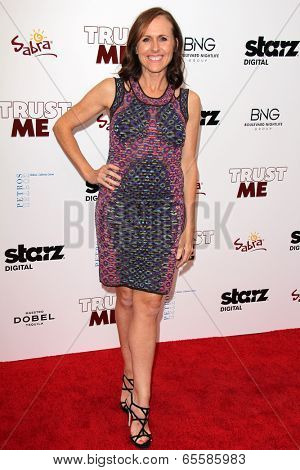 LOS ANGELES - MAY 22:  Molly Shannon at the