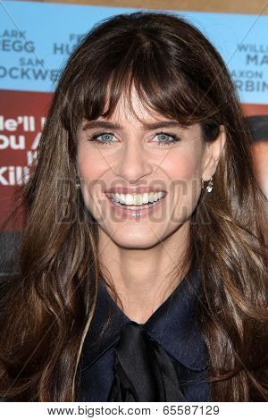 LOS ANGELES - MAY 22:  Amanda Peet at the