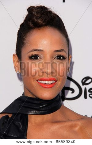 LOS ANGELES - MAY 19:  Dania Ramirez at the Disney Media Networks International Upfronts at Walt Disney Studios on May 19, 2013 in Burbank, CA