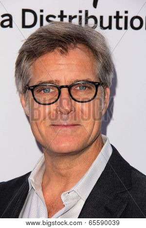 LOS ANGELES - MAY 19:  Henry Czerny at the Disney Media Networks International Upfronts at Walt Disney Studios on May 19, 2013 in Burbank, CA