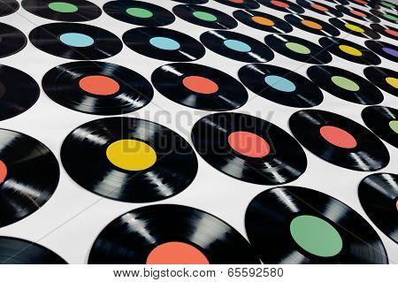 Music - Vinyl records