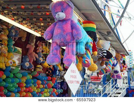 Summer Carnival Games