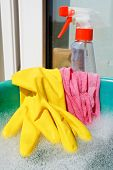 pic of soapy  - home window washer set  - JPG