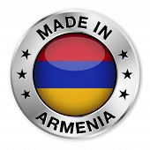 Постер, плакат: Made In Armenia