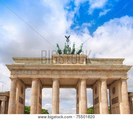 Brandenburger Tor Berlin
