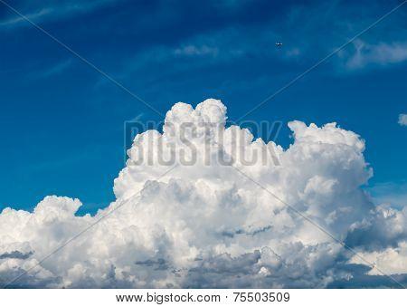 Big Storm Cluffy Clouds