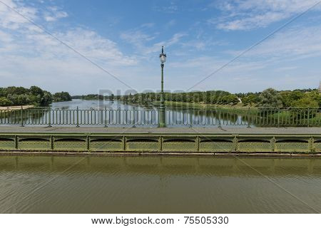 Pont Canal De Briare Loire