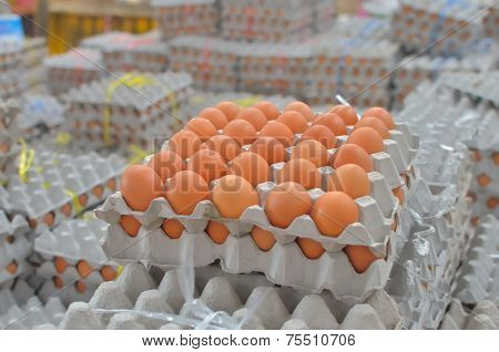 Egg In Box