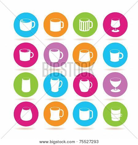 cup icons