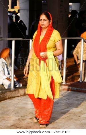 Female Sikh