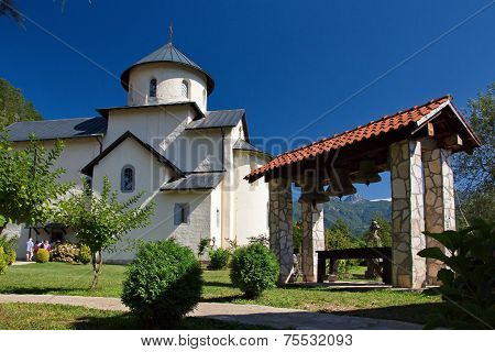 Monastic Church