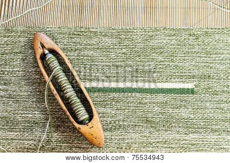 Weaving background