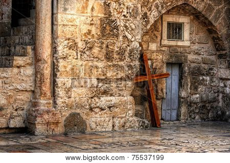 Old Church in Jerusalem