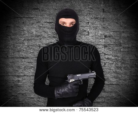 Killer With Gun