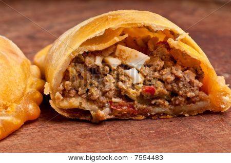 Beef Empanada Fill