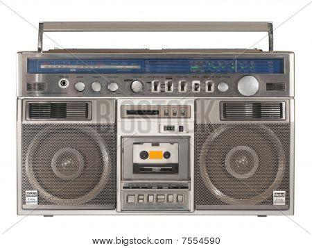 Radio Cassette Recorder 2