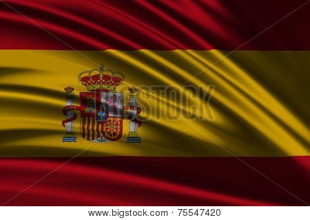 Amazing Flag of Spain