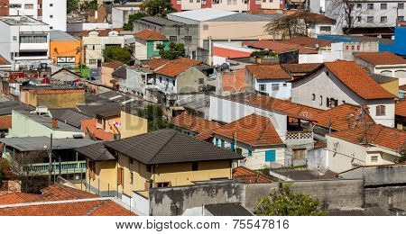 Houses in Sao Paulo , Brazil