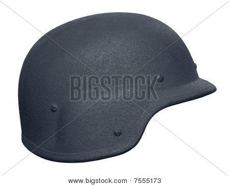 US Police Kevlar Helmet