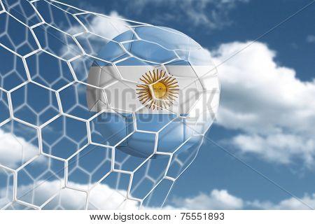 Amazing Goal of Argentina, Latin America