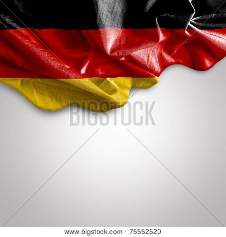 Amazing Flag of Germany, Europe