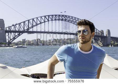 Model in Sydney, Australia - Oceania