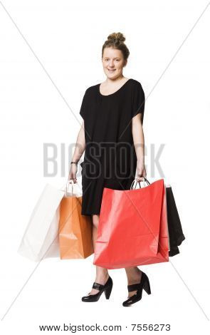 Shoppingwoman