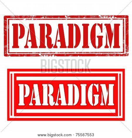 Paradigm stamps