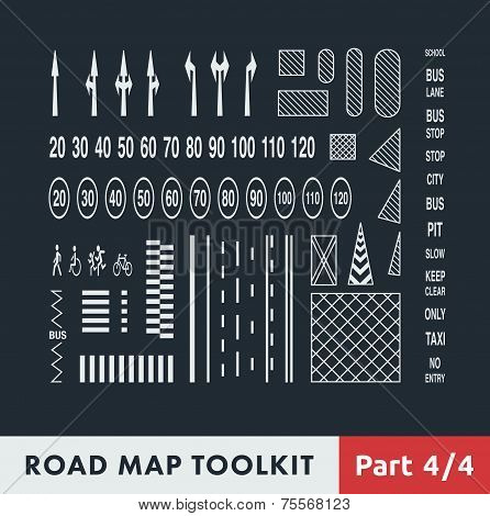 Road Map Toolkit