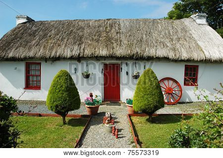 Tipical Irish Home