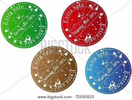 Extra Sale Stamps