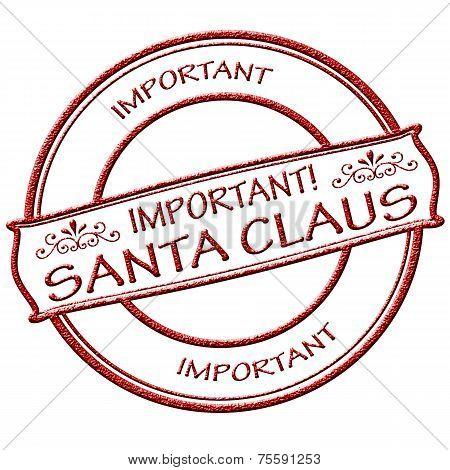 Important Santa Claus