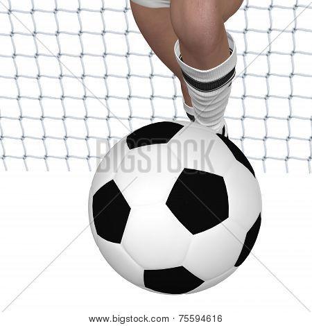 Soccer Girl Legs