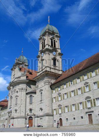 Einsideln Kloster