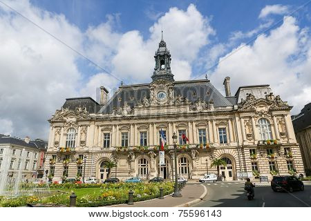 Town Hall Of Tours